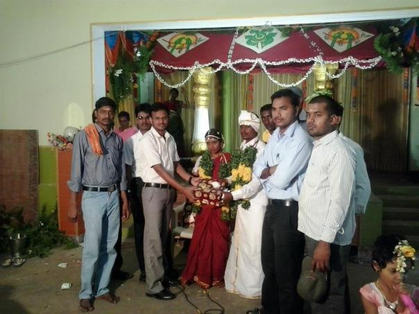 In friend Venkatesan marriage