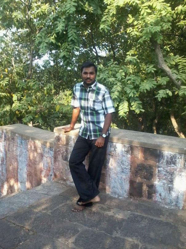 In Thiruneermalai Temple, Chennai
