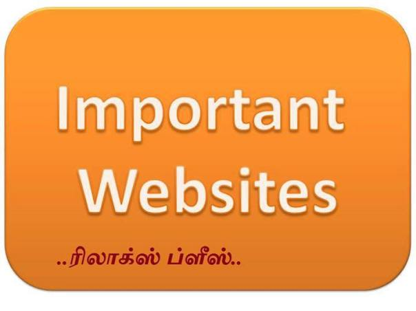 important_websites